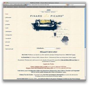 pinardweb