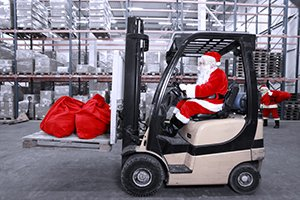 Weihnachtslager