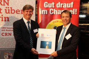 Erneute CRN-Auszeichnung für ComLine GmbH 1
