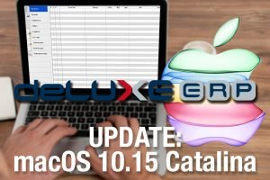 macOS 10.15 Catalina - Update der Softwareapplikationen 1