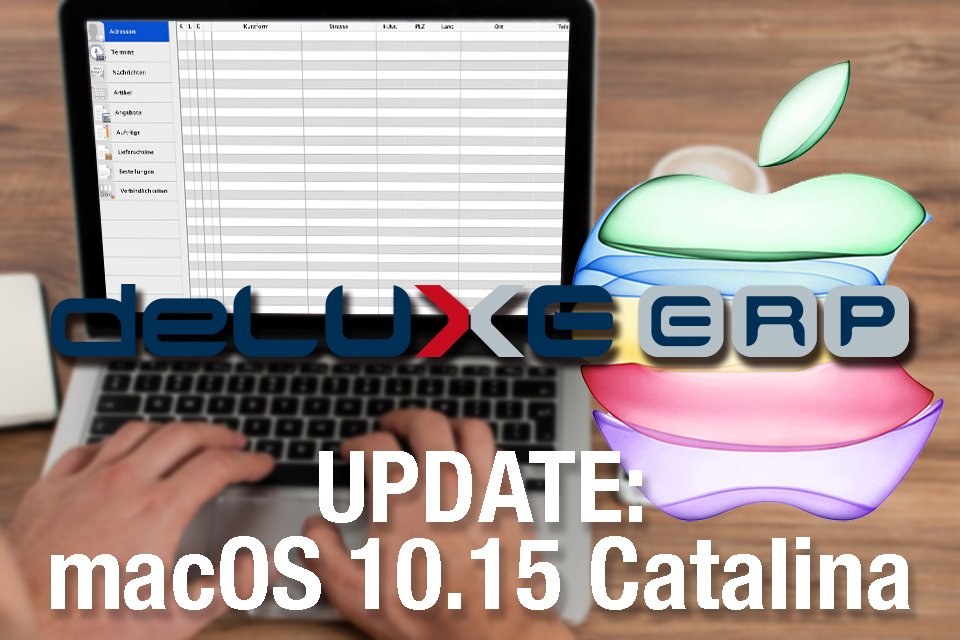 macOS 10.15 Catalina - Update der Softwareapplikationen 3