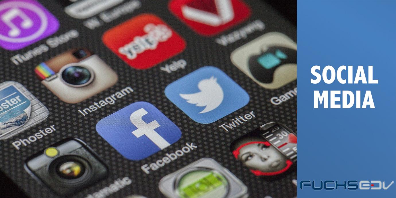 10 Vorteile die Ihnen Social Media Präsenz bieten kann 1